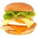ソテーしたサーモンと目玉焼きに濃厚洋風ソース…!!フレッシュネスよりエッグベネディクト風「サーモンエッグチーズバーガー」が期間限定で登場