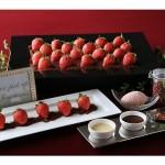春を待つ日々は、極上の苺を食べに行こう!レストランの「ストロベリーフェア」情報
