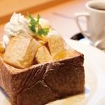 京都発!!約11時間かけて焼き上げる高級デニッシュ食パンが味わえるベーカリーカフェ・東京1号店登場!!