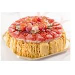 母の日にはお母さんもびっくり?!の、まるでケーキなちらし寿司で、お家でゆっくりと日ごろの感謝を伝えよう!
