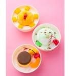 見た目そのまま!プリンアラモードやクリームソーダがアイスになった!!