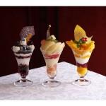 資生堂パーラーがひとめぼれするほど艶やかなフルーツをたっぷり味わえる「真夏のパフェフェア」を開催