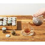 東京代官山に「十六茶」のコンセプト体験型カフェが登場、16素材を自分でブレンドできる!