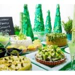 【ヒルトン小田原リゾート&スパ】オーラ・カラーがテーマのデザートブッフェ第二弾は、緑のスイーツが勢ぞろい♡