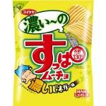 コイケヤ「すっぱムーチョ」がスーパー酸味系スナックに!「濃い~の 濃いビネガー味」が登場‼