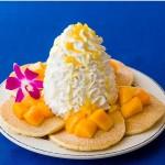 チーズケーキがモフモフ新食感なホイップクリームに? Eggs 'n Things×森永乳業コラボのパンケーキ!