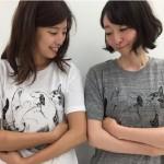 いつでも猫をギュッ!着るだけで猫とスキンシップがとれるフェリシモの「猫抱っこ」Tシャツ♡
