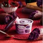 ハーゲンダッツ・ミニカップ「紫いも」が3年ぶり待望の復活!紫イモの優しい甘さと色合いに秋を感じて♡