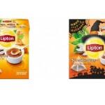 """スイーツを食べているような紅茶でハロウィン♪ リプトン""""焼き菓子シリーズ""""に「クレームブリュレティー」登場"""