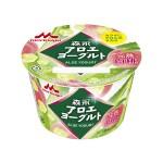 「森永アロエヨーグルト」に新しく完熟白桃が仲間入り!
